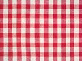 Italian tablecloth photo of a traditional as a background Stock Photography