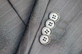 Italian tailored suit detail of haute couture dress Royalty Free Stock Image