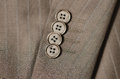 Italian tailored suit detail of haute couture dress Stock Photo