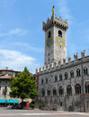 Italian tower Royalty Free Stock Image