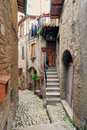 Italian Village Stock Images