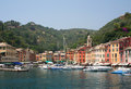 The Italian village of Portofino Royalty Free Stock Image