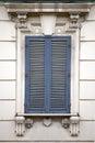 Italian window Royalty Free Stock Photo