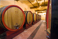 Italian winery Royalty Free Stock Images