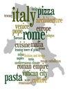 Italy Royalty Free Stock Photo