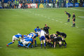 Italy - All Blacks Stock Image