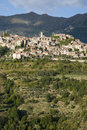 Italy. Province of Imperia. Medieval village Triora