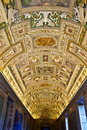Italy. Rome. Vatican Museums Royalty Free Stock Photo