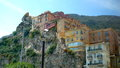 Italy sorento views which is available everywhere in the city accompanied by cameras Stock Images