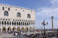 Italy. Venice. Doge's Palace Royalty Free Stock Photo