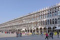 Italy venice san marco square piazza san marco often known in english as st mark s is the principal public of where it is Royalty Free Stock Images