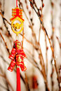 Item in Chinese new year Royalty Free Stock Images