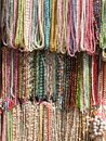 Items at a market in Beijing Royalty Free Stock Photo