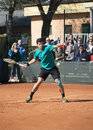 Itf future tennis tournament vercelli alberto brizzi winner in Stock Images