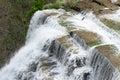 Ithaca Falls Royalty Free Stock Photo