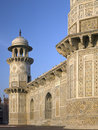 Itimad Ud Daulah Tomb - Agra - India Stock Photos