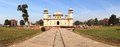 Itmad ud daula s tomb is a mughal mausoleum agra india Royalty Free Stock Photos