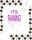 Its raining Stock Photo