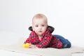 Ittle boy Royalty Free Stock Photo