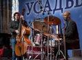 Ivan Farmakovsky Quintet feat Donald Edwards Stock Photography