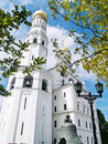 Ivan the Great Bell-Tower complex, Moscow Stock Images