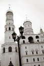 Ivan the Great Bell tower. Moscow Kremlin. Royalty Free Stock Photography