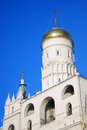 Ivan the Great Bell tower. Moscow Kremlin. Royalty Free Stock Photos