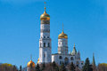 Ivan the great moscow bell tower Royalty Free Stock Image