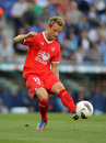 Ivan Rakitic of Sevilla FC Royalty Free Stock Image
