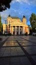 Ivan Vazov National Teather Royalty Free Stock Photo