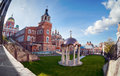 Iversky monastery in Samara, Russia Royalty Free Stock Images