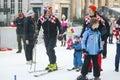 Ivica Kostelic skiing in Bakaceva