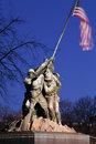 Iwo Jima US Marine Memorial Washington DC Royalty Free Stock Images