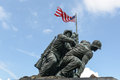 Iwo Jima Washington DC Stock Images