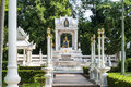 Ix emperor temple in Bangkok, Thailand Royalty Free Stock Photo