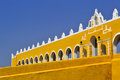 Izamal Royalty Free Stock Photo