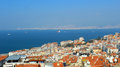 Izmir wiew panoramic wiev in turkey Stock Photo