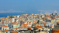 Izmir wiew panoramic wiev in turkey Stock Photos