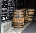 Jack Daniel distillery Royalty Free Stock Photo