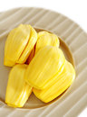Jack fruit jackfruit is in southeast asia Royalty Free Stock Photos