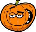 Jack lantern cartoon