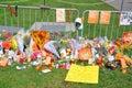 Jack Layton Memorial in Parliament Hill, Ottawa Stock Photo