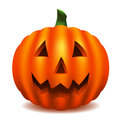 Jack O' Lantern Royalty Free Stock Photo