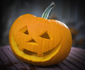 Jack O Lantern Stock Photography