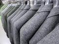 Jackets Royalty Free Stock Photo