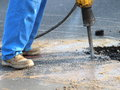 Jackhammer Stock Photography