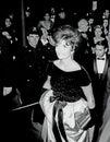 Jackie Kennedy At Lincoln Center NY Royalty Free Stock Photo