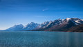 Jackson lake Grand Teton Royalty Free Stock Photo