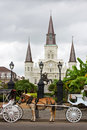 Jackson square Royalty Free Stock Photography
