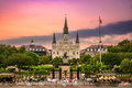 Jackson Square New Orleans Royalty Free Stock Photo